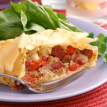 Photo of Corned Beef and Cabbage Strudel by WW