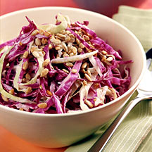 Photo of Red and white cabbage salad by WW
