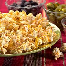 Photo of Nacho popcorn by WW