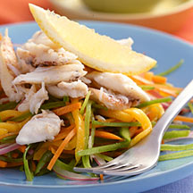 Photo of Asian-Style Crab Salad by WW