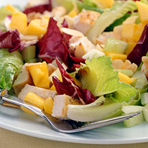Photo of Mango-chicken salad by WW