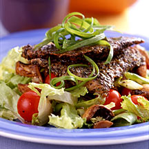 Photo of Spice-Rubbed Flank Steak and Portobello Salad by WW