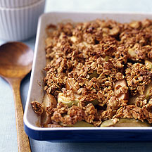 Photo of Apple-Pear Crisp by WW