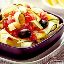 Photo of Zucchini ribbon salad by WW