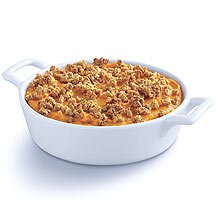 Photo of Whipped Sweet Potatoes with Vanilla Yogurt and Crunchy Granola Topping by WW