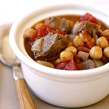 Photo of Middle Eastern lamb slow cooker stew by WW