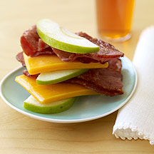 Photo of Sliced apple Napolean by WW