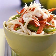 Photo of Asian Noodle Peanut Salad by WW