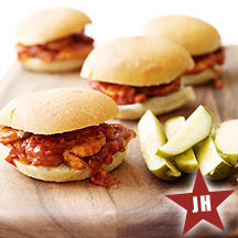 Photo of Barbecued pork sandwiches by WW