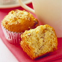 Photo of Orange-pecan mini muffins by WW