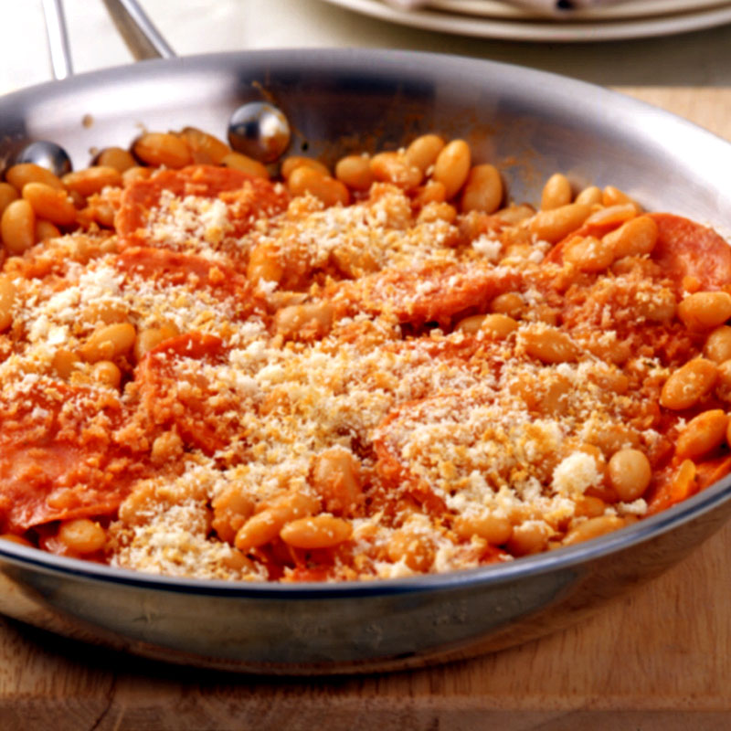 Photo of 15-Minute skillet cassoulet by WW