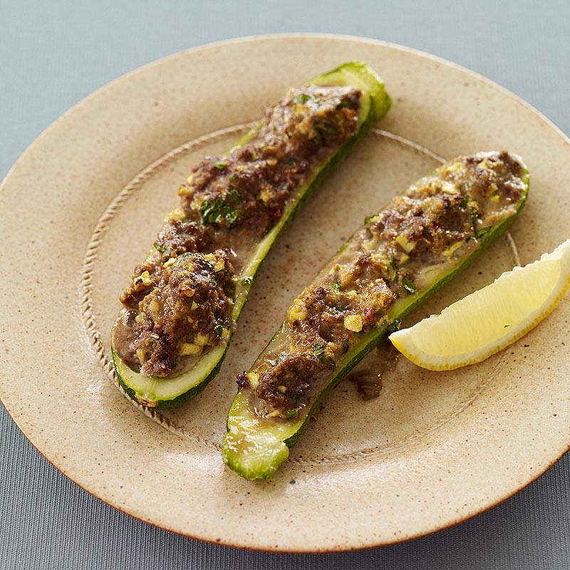Beef Stuffed Zucchini Recipes Ww Usa