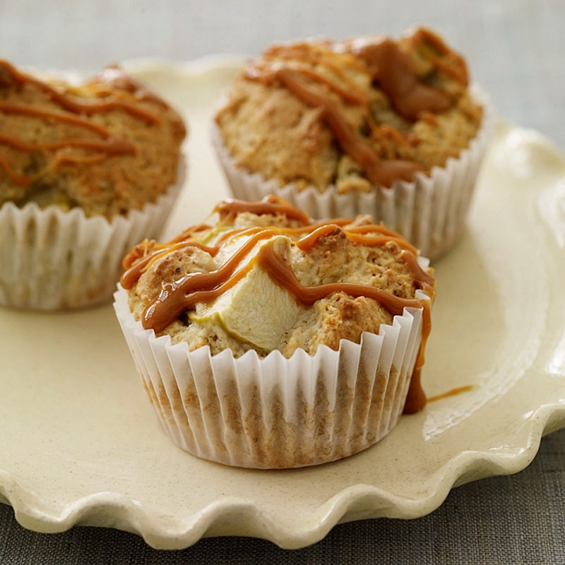 Photo of Caramel-Apple Muffins by WW