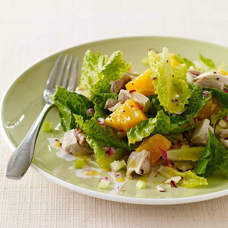 Photo of Chicken and orange salad by WW