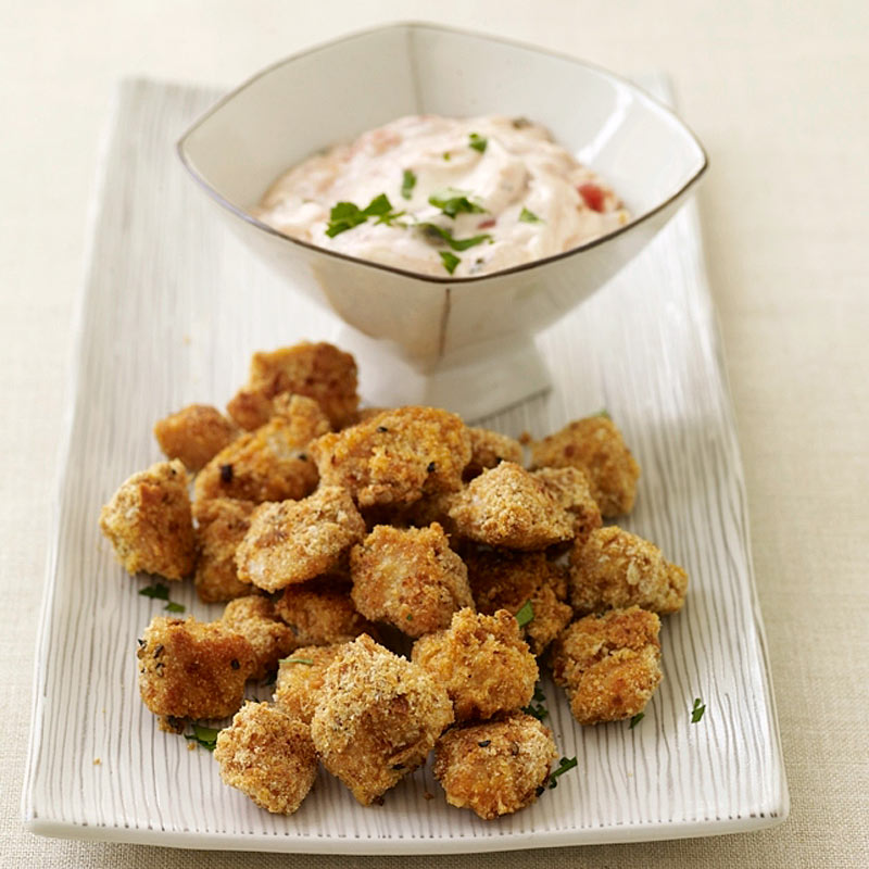 Photo of Chicken poppers by WW