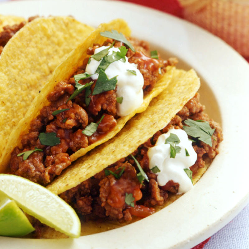 Photo of Chili-beef tacos by WW