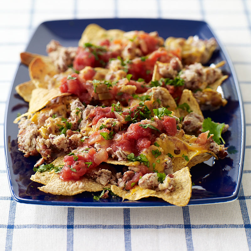 Photo of Chipotle bean nachos by WW