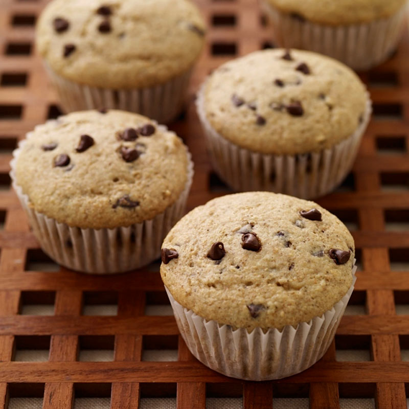 Photo of Chocolate chip spiced cupcakes by WW