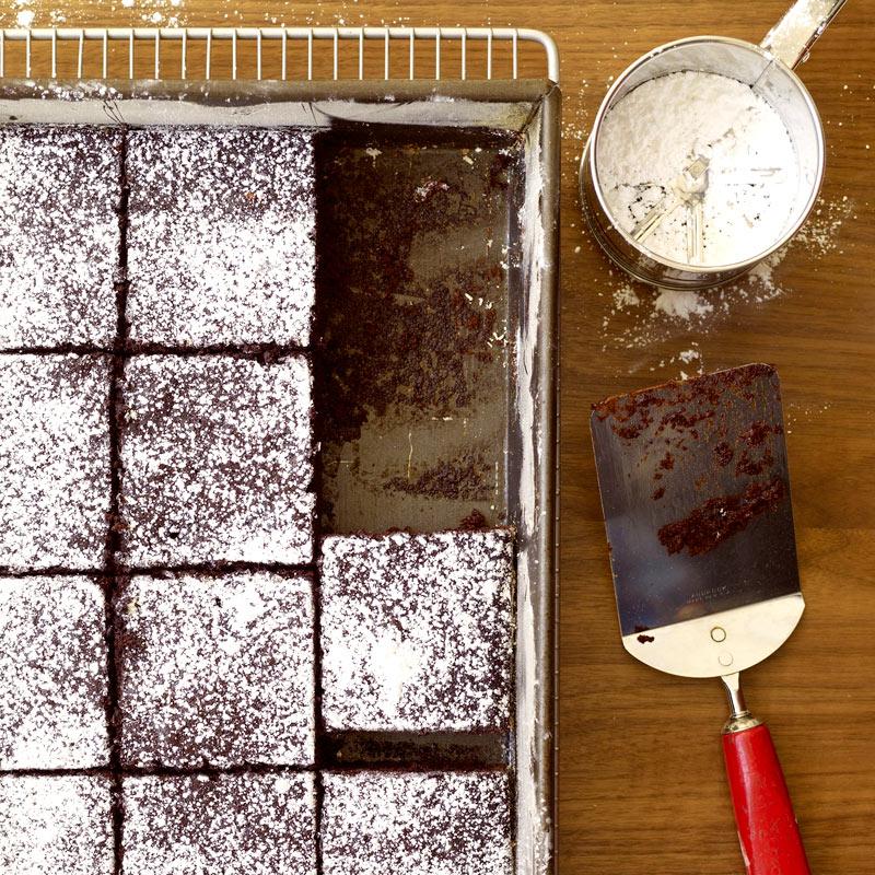 Photo of Chocolate sheet cake by WW