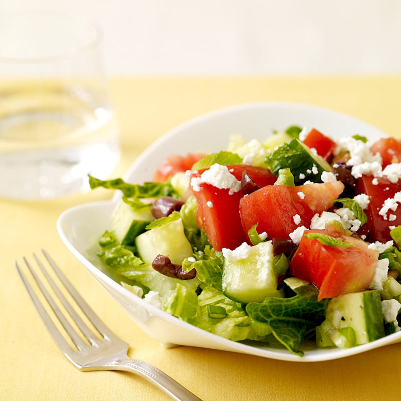 Photo of Greek salad by WW