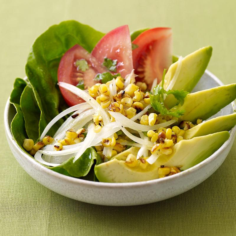Photo of Corn, tomato and avocado salad by WW