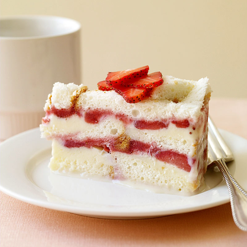 Frozen layer cake recipe