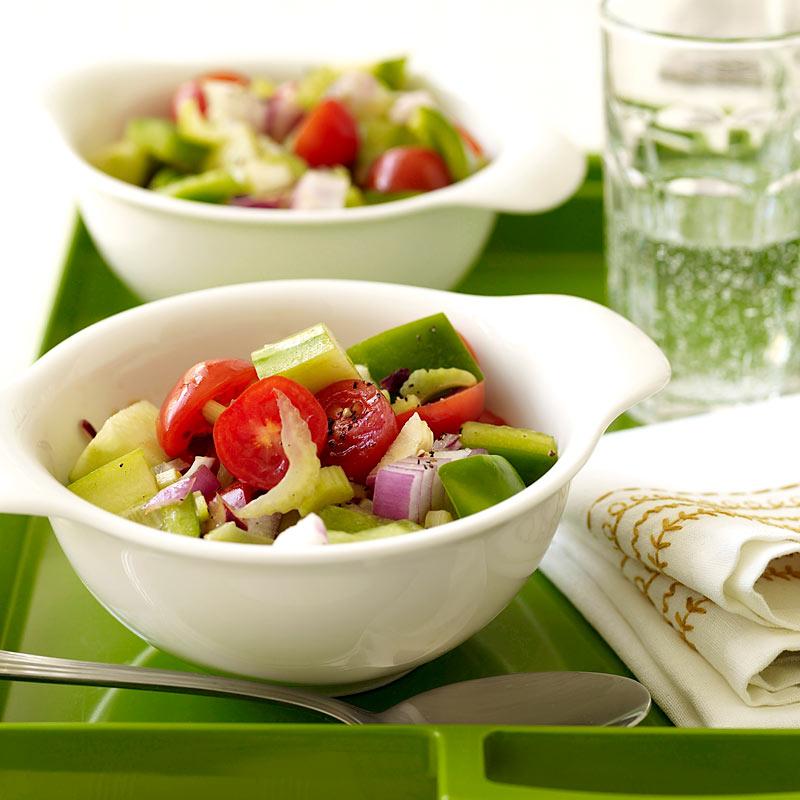 Photo of Gazpacho salad by WW