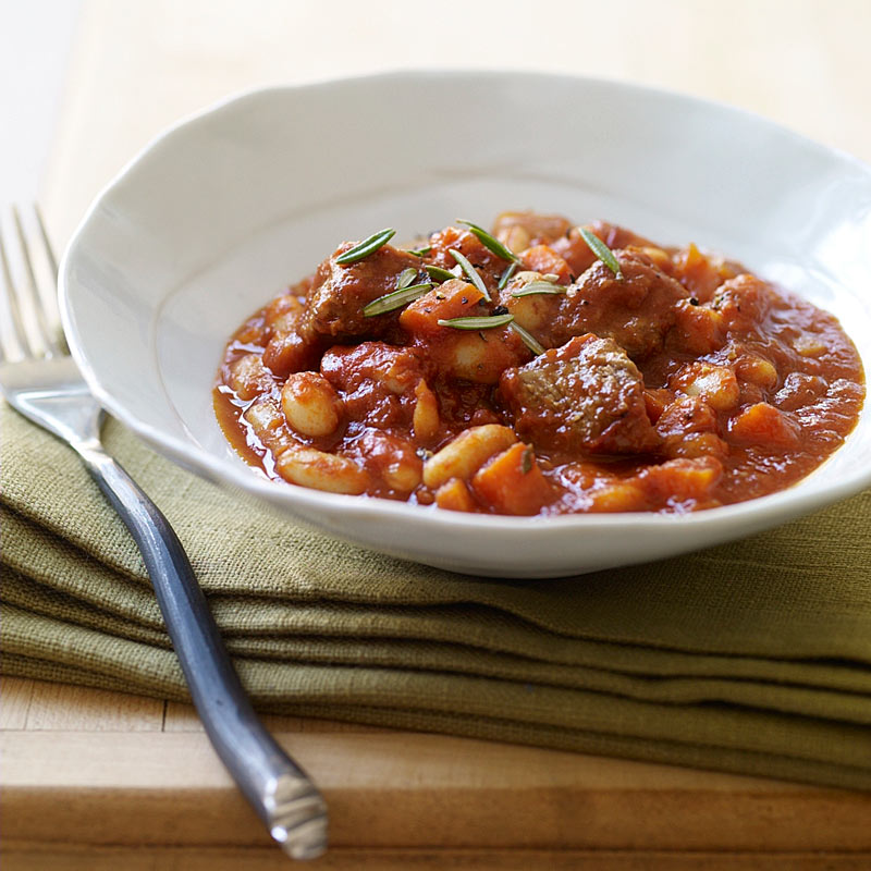 Photo of Lamb and bean slow cooker stew by WW