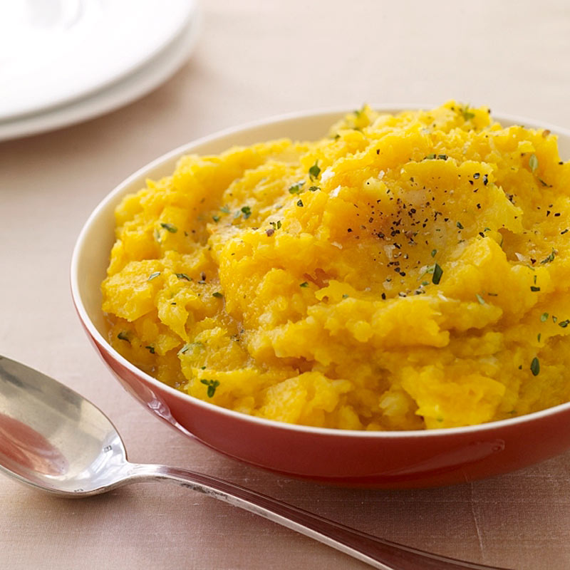 Mashed Butternut Squash and Apples | Recipes | Weight Watchers
