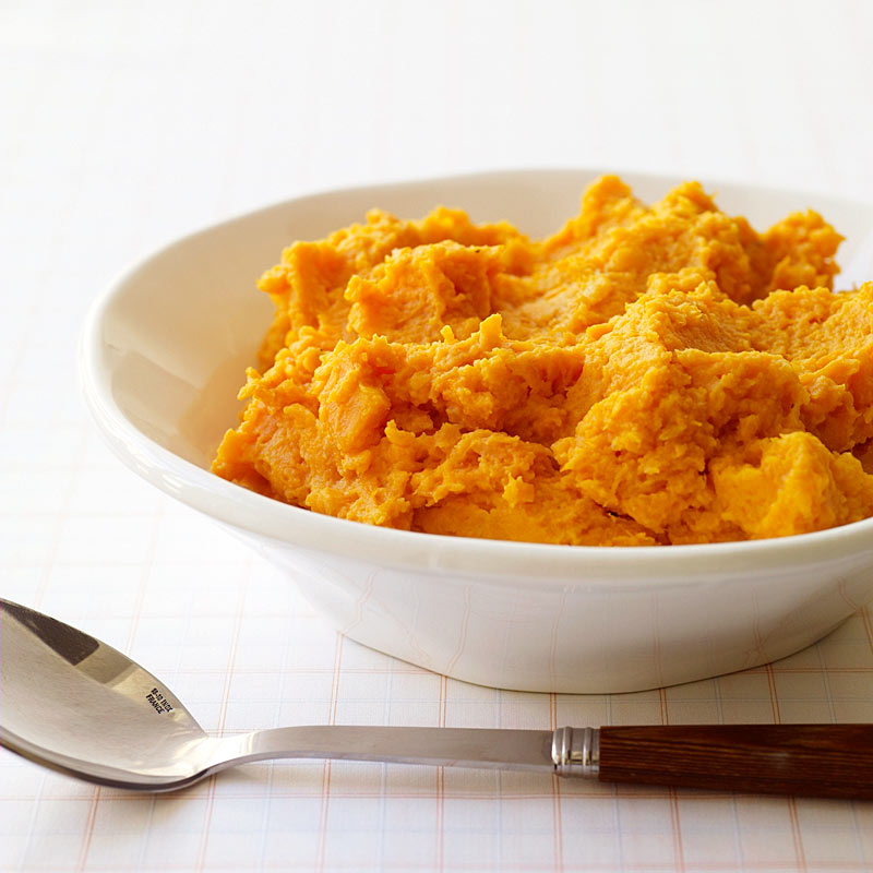 Photo of Mashed sweet potatoes by WW
