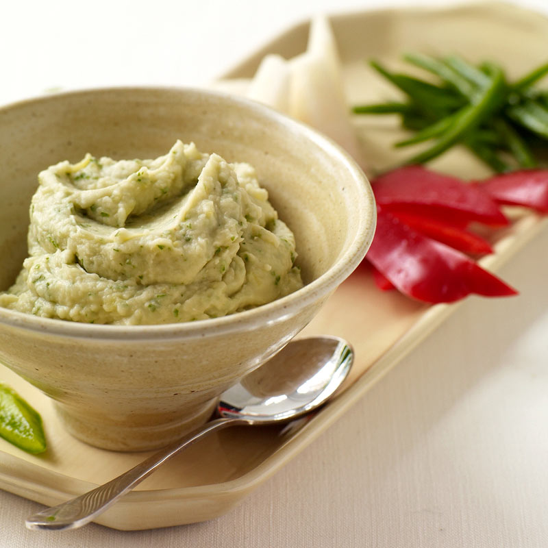 Photo of Middle Eastern bean dip by WW