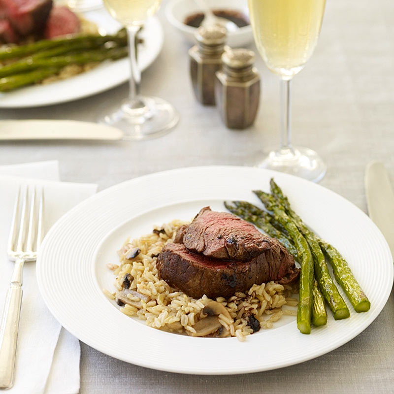 New Year's Eve Steak Dinner | Recipes | Weight Watchers