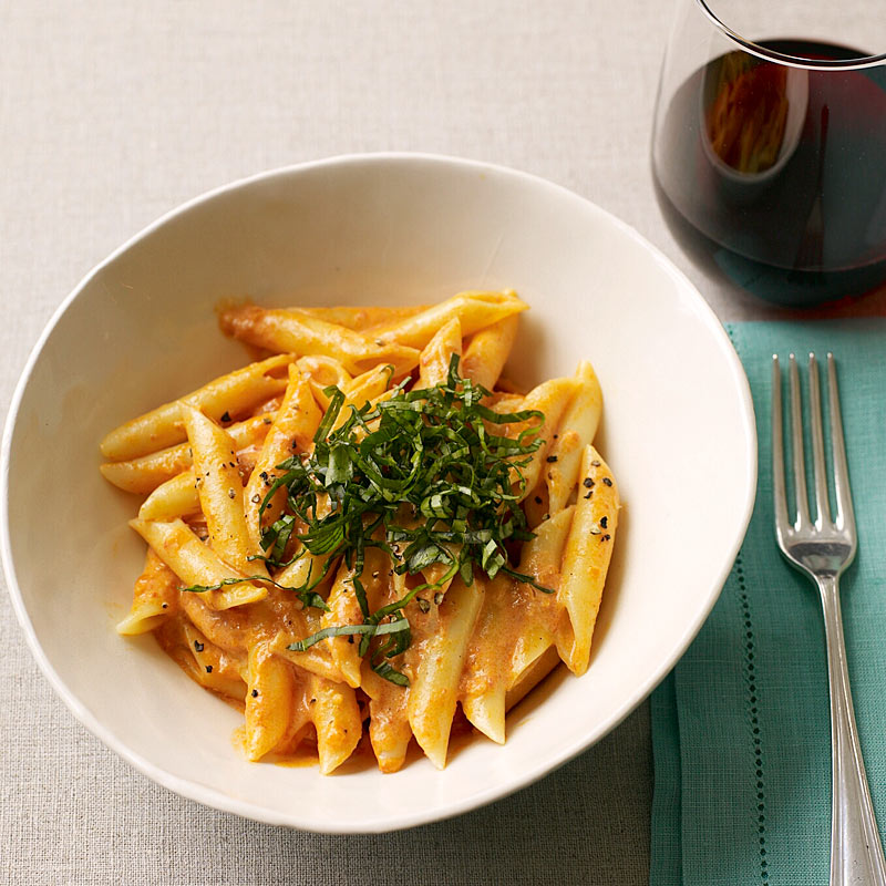 Photo of Penne with vodka sauce by WW