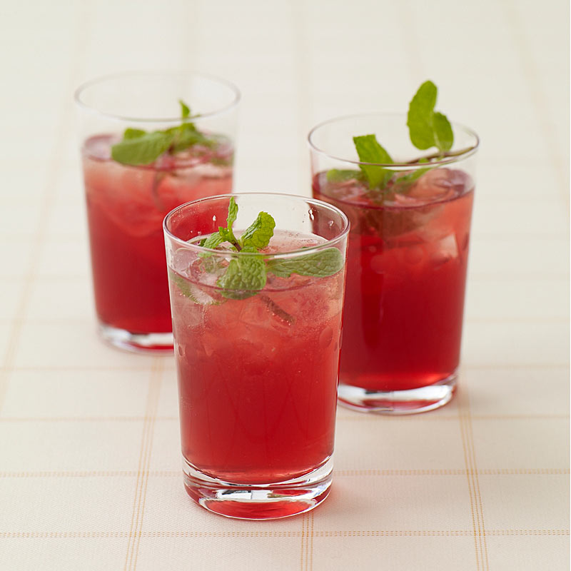 Photo of Pomegranate cooler by WW