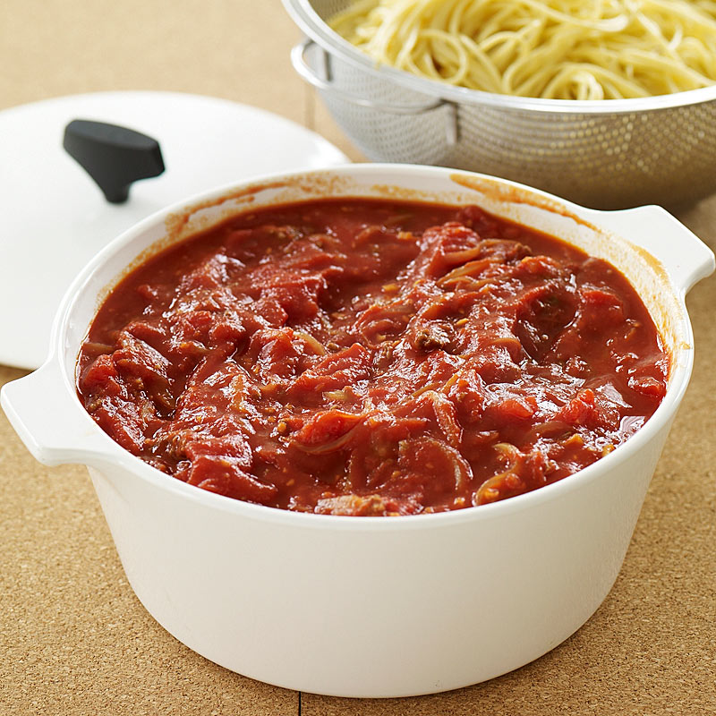 Photo of Tomato sauce with ground beef by WW