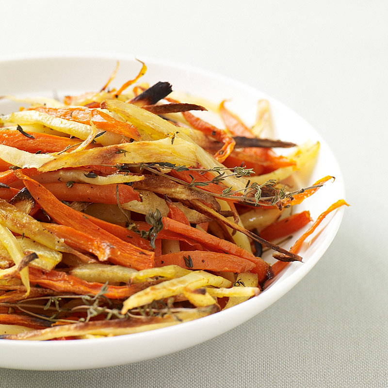 Photo of Roasted carrots and parsnips by WW