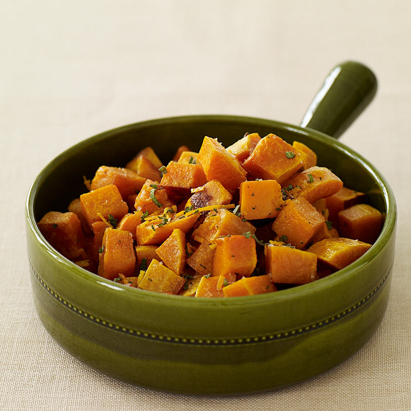 Photo of Sage and orange-scented butternut squash by WW