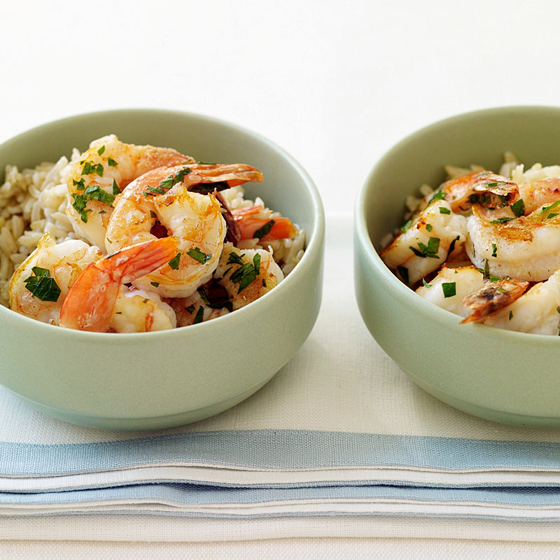 Photo of Sauteed shrimp by WW