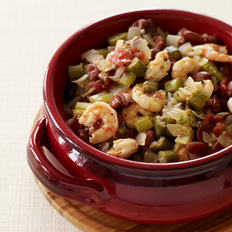 Photo of Shrimp and bean gumbo by WW