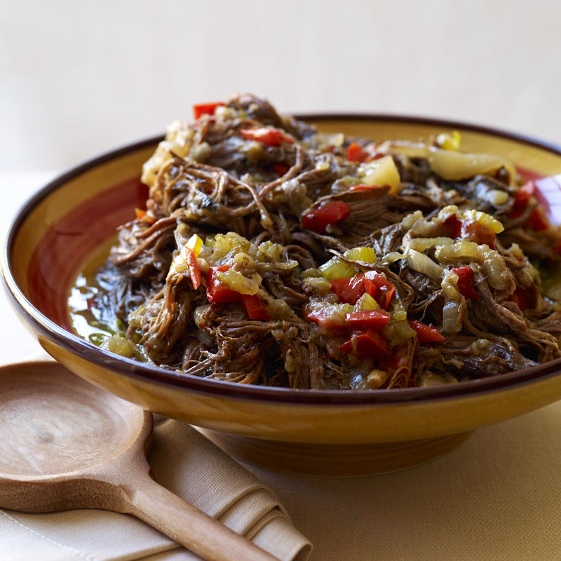 Photo of Slow Cooker Ropa Vieja by WW