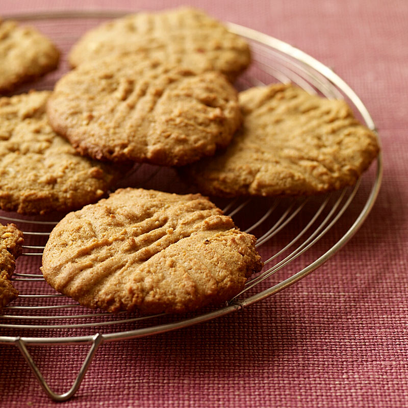 Photo of Spiced peanut butter cookies by WW