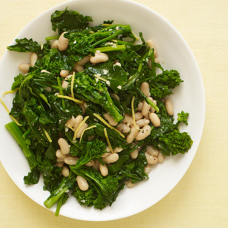Photo of Broccoli Rabe with Cannellini Beans by WW