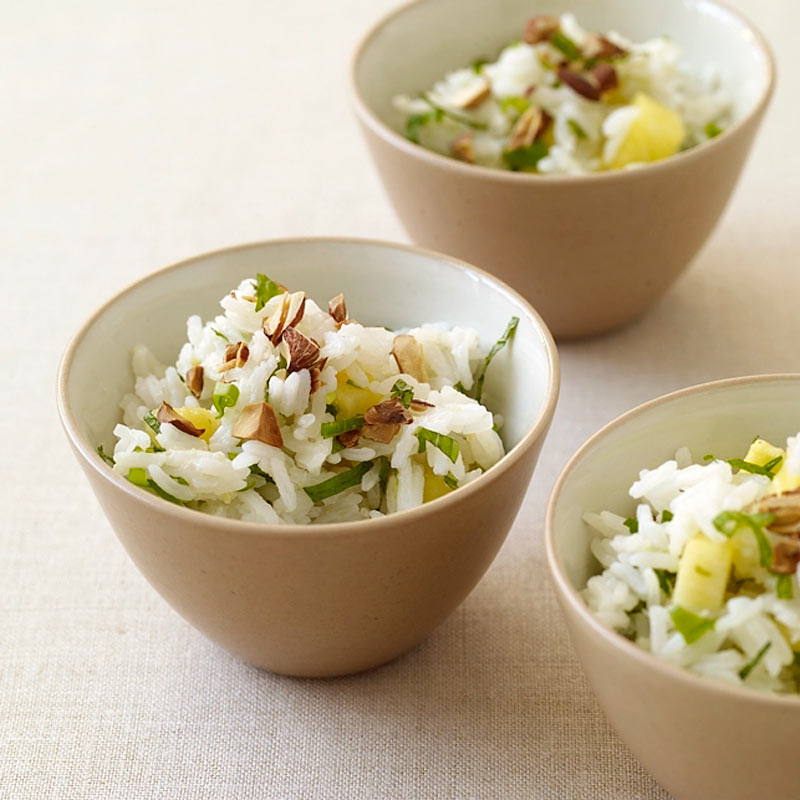 Photo of Thai Coconut-Pineapple Rice by WW