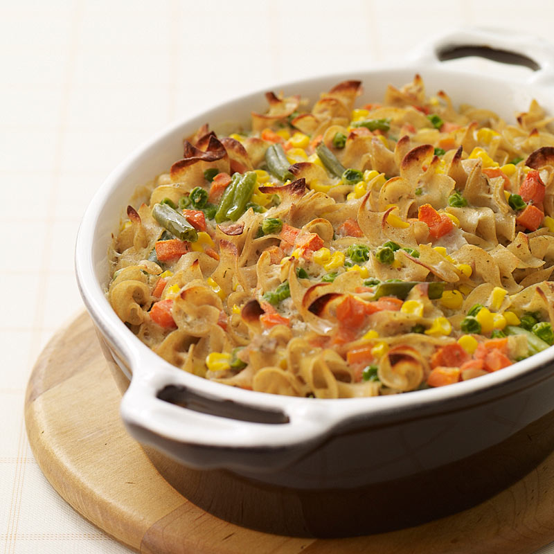 Photo of Tuna noodle casserole by WW