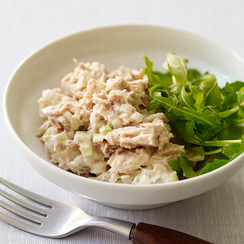 Four Ingredient Tuna Salad Recipes Ww Usa