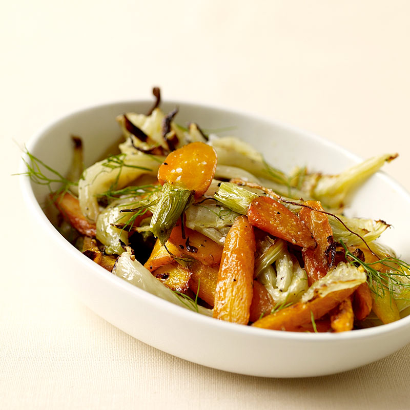 Photo of Roasted fennel and carrots by WW
