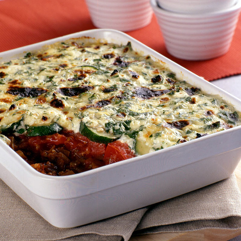Photo of Beef and vegetable cheese casserole by WW