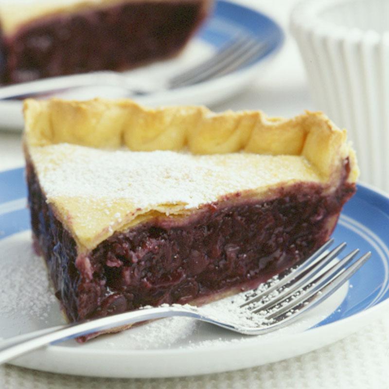 Photo of Blueberry pie by WW