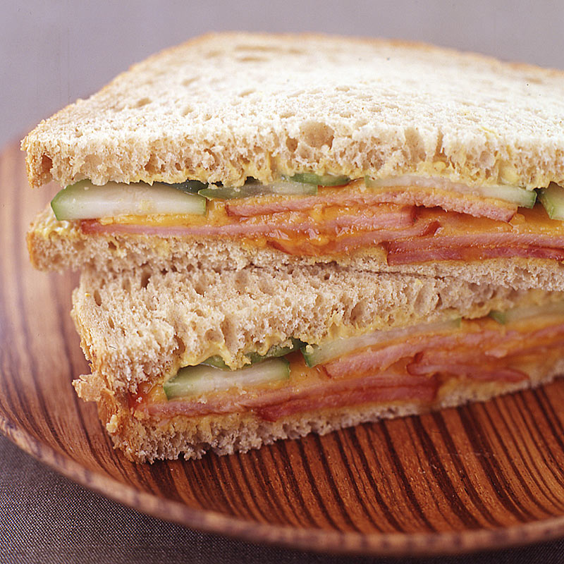 Photo of Royal Canadian club sandwich by WW