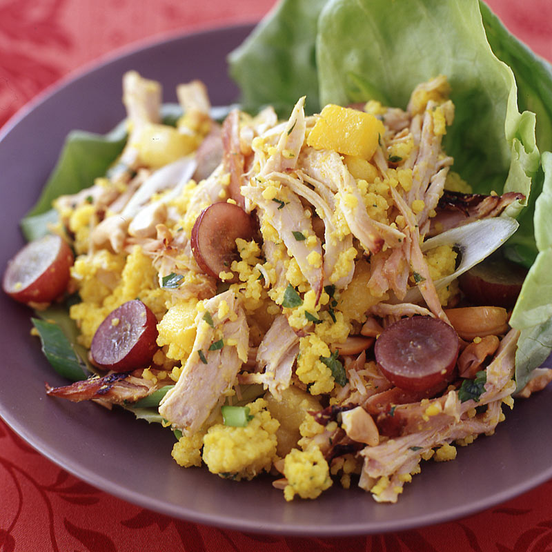 Photo of Caribbean Turkey and Couscous Salad by WW
